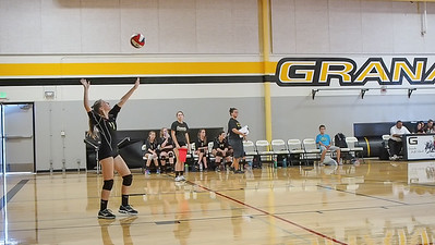 160907 GRANADA WOMEN'S FRESHMAN VOLLEYBALL