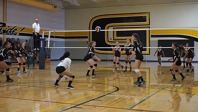 160907 GRANADA WOMEN'S JV VOLLEYBALL (LAS LOMAS MATCH)