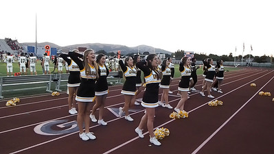 160916 GRANADA VARSITY & JV CHEERLEADERS