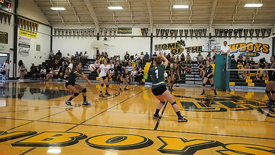 160921 LIVERMORE-GRANADA WOMEN'S JV VOLLEYBALL