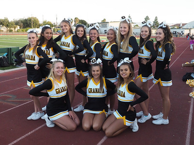 160922 MATADOR FRESHMAN CHEERLEADERS