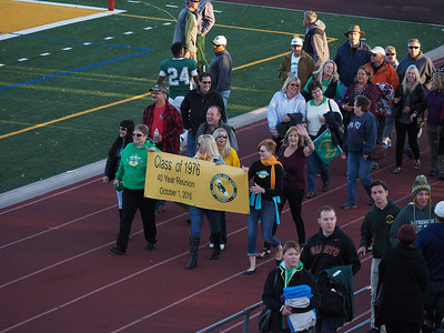 160930 LHS ALUMNI PARADE AT HOMECOMING