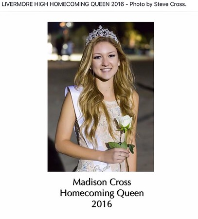 160930 LIVERMORE HIGH HOMECOMING (GAME & CEREMONY)