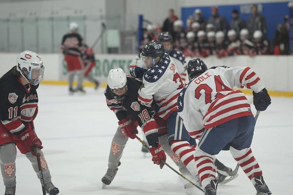 SJP Varsity Hockey