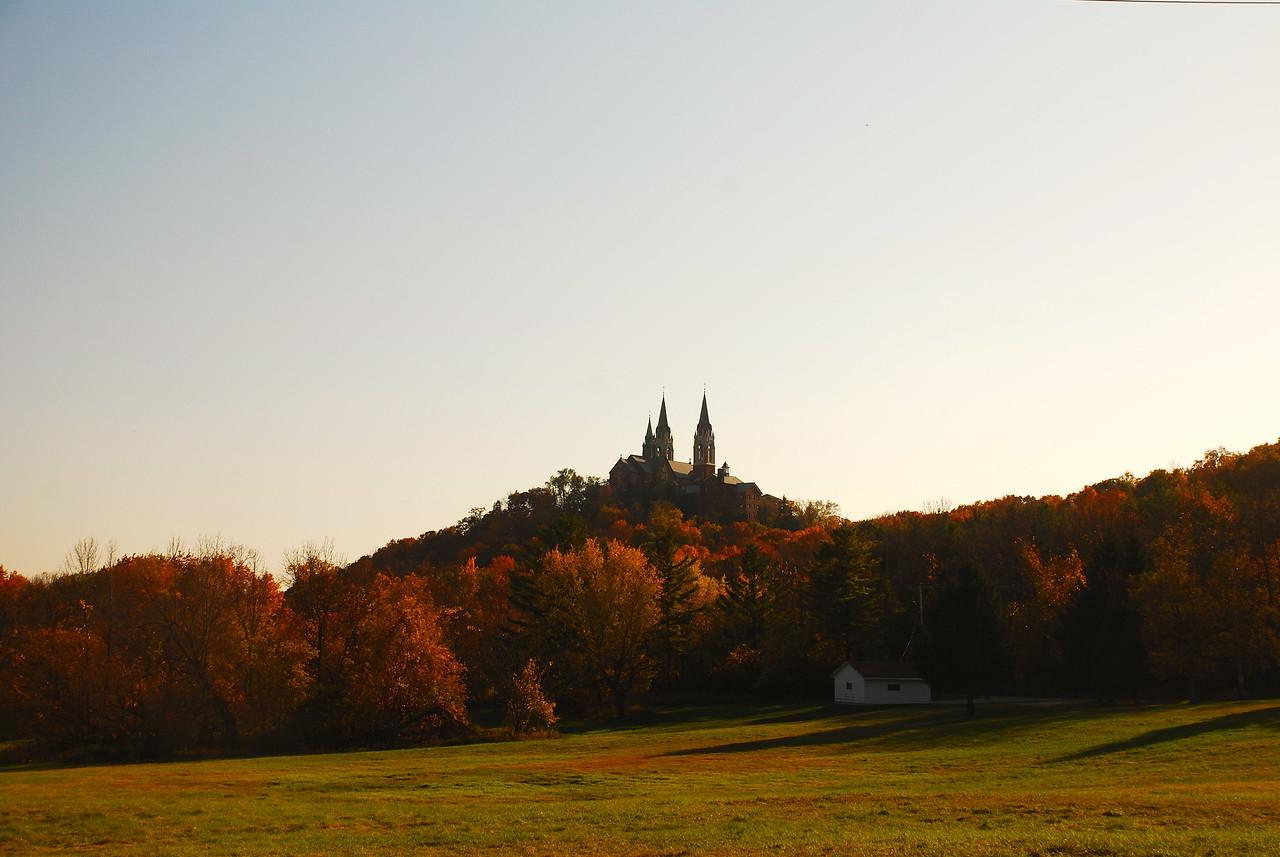 Holy Hill Hubertus, WI