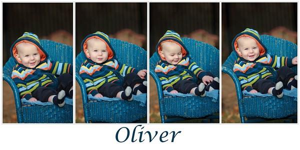 Brooks Collage Oliver 12 X 6