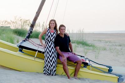 Aaron + Becca