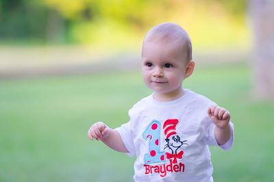 Brayden - 1st Birthday