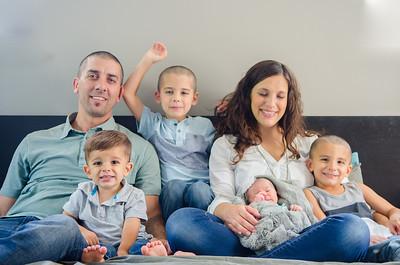 DiBello Family - 2015