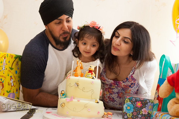 Ananya's 2nd Birthday