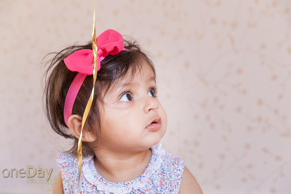 Ishaani's 1st Birthday