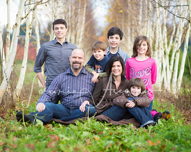 PORTRAITS AND FAMILIES