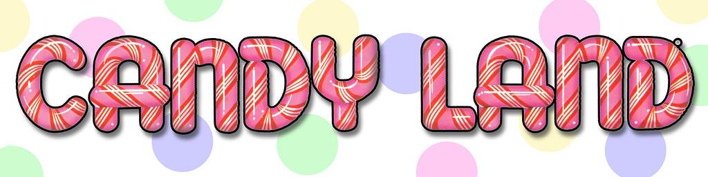 00-Candyland Banner 17in