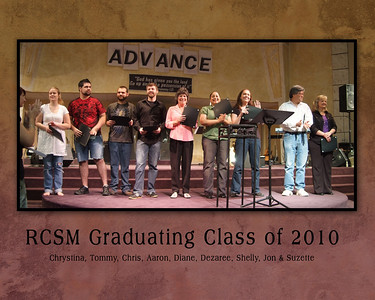 Graduation Class of 10