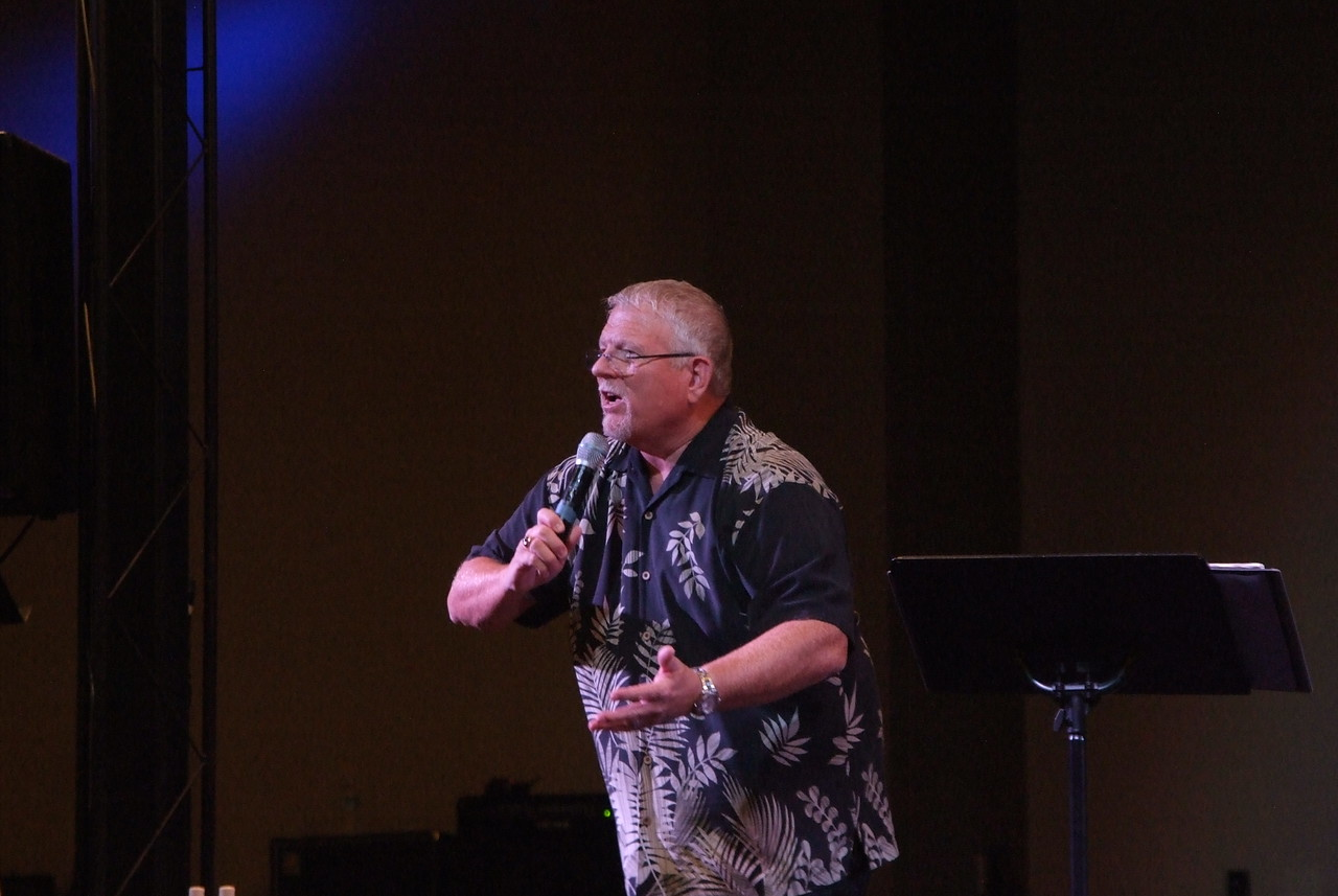 Pastor Rich, stirring us up!