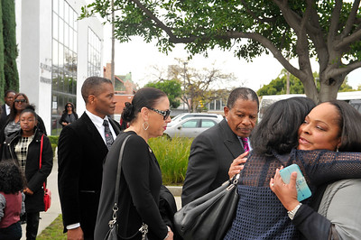 CELEBRATING THE LIFE OF HARRIET HICKS JOHNSON MACK SATURDAY JANUARY 7, 2017 AT HOLMAN UNITED METHODIST CHURCH , LOS ANGELES WITH REVEREND SAULS OFFICIATING PHOTOS BY VALERIE GOODLOE
