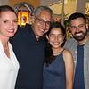 Hillary, Manuel, Audrey & Jose