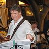 Nigel, the Band Drummer & Johnny