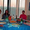 Susan Nix, Nancy Harahan, Beverly Jermyn, Janet Shaw, Matilda Buck & Peach Davidson