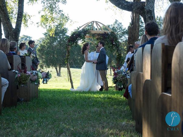 PEANUT AND PEYTON WEDDING