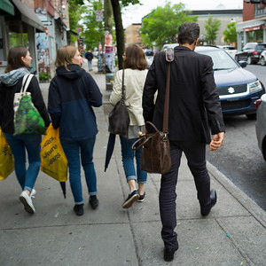 Family in Montreal