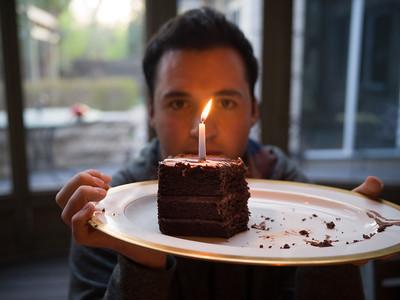 Darren's 25th Birthday