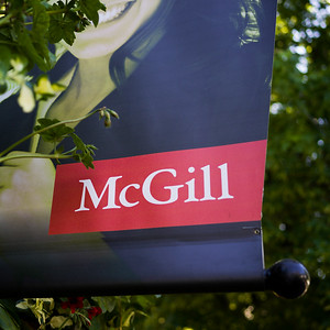 Graduation Day at McGill University