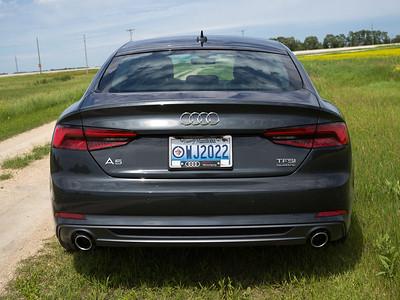 2017 Audi A5 Sportsback