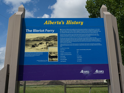 The Bleriot Ferry