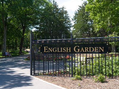 Pre-Grad Dinner - English Gardens