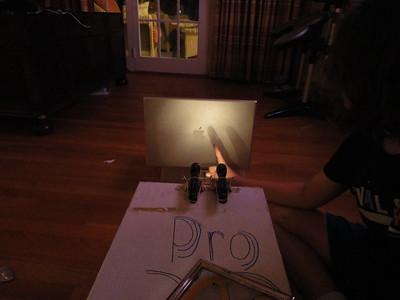 2010 Daniel's Projector