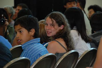 2010 Sarah's 6th Grade Promotion