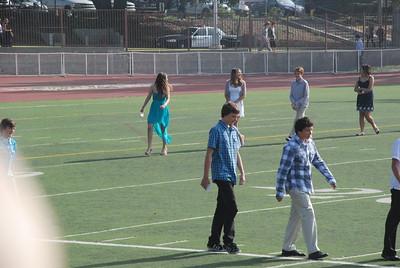 2012 Sarah's 8th Grade Promotion