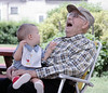 1976 07 Cameron & Joe Sauber (Stan's brother-in-law) in Barberton OH