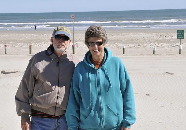 Myself, the photographer (Richard), and Suzanne