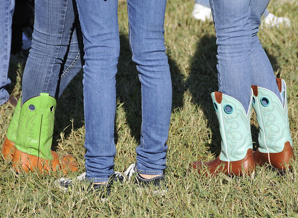 some footwear
