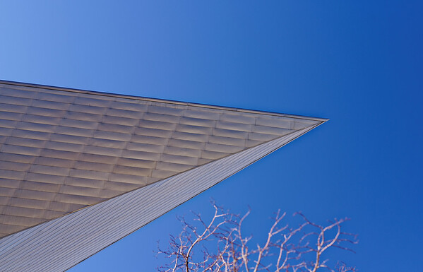 Denver Art Museum prow