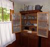 tin pie cabinet