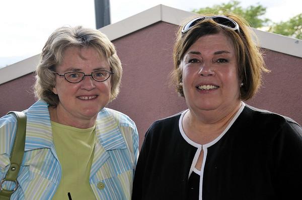 Karen and Judy