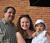 Nick, Corey, and Grace