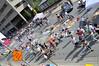 The street painting fair