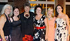 The ladies outside - Holly and daughter Corey, Suzanne and daughter Jessi, Ellen and daughter Megan