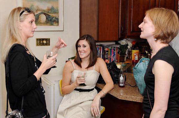 Heidi, Megan, and Virginia