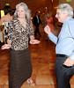 Sharon and Greg move on the dance floor