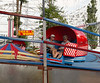 Richard and Suzanne on the Tilt-A-Whirl, part 1