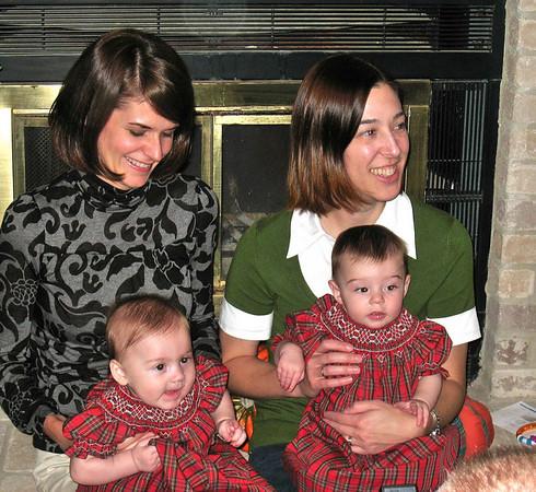 Amber, Anna Kathleen, Sarah, Audrey Ames