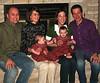 Two Families, Joe, Amber, Anna Kathleen, Sarah, Drew, Audrey Ames