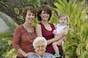 4 generations:  Doris, Patsy, Amber, Anna