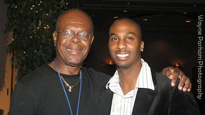 Me and Eric Darius