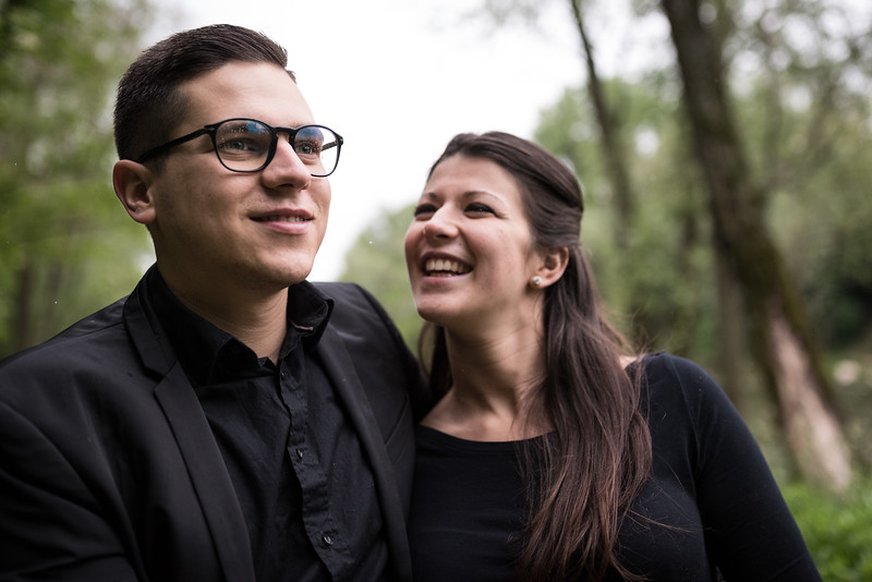 Giulia e Mattia